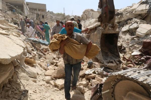 Syrie: L'ONU réclame une cessation immédiate des hostilités pour au moins un mois