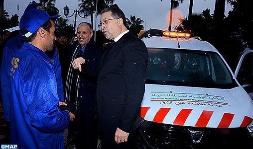 Casablanca: Lancement de plusieurs projets INDH à la préfecture d'Ain Chock
