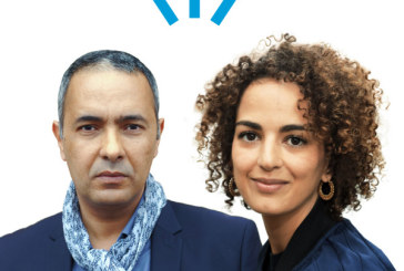 Littérature: un dialogue exceptionnel entre Leïla Slimani et Kamel Daoud à Rabat