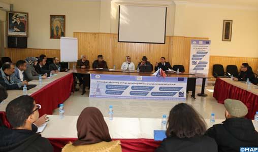Lancement à Rabat d'une initiative pour les droits des personnes en situation de handicap