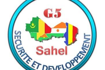 Niamey : Sommet des chefs d'État des pays membres du G5-Sahel mardi