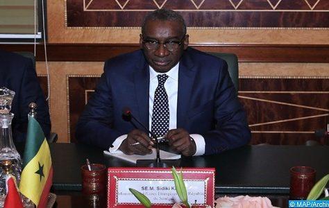 Ministre sénégalais des AE: Toutes les causes justes qui intéressent le Maroc, le Sénégal s'y intéresse aussi