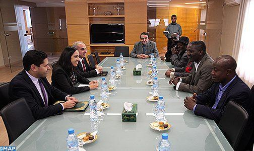 Le Maroc et le Liberia souhaitent renforcer leur coopération dans les domaines de l'agriculture et de la pêche maritime
