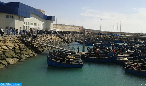 Pêche côtière et artisanale : Baisse de 7% des débarquements à fin janvier 2018