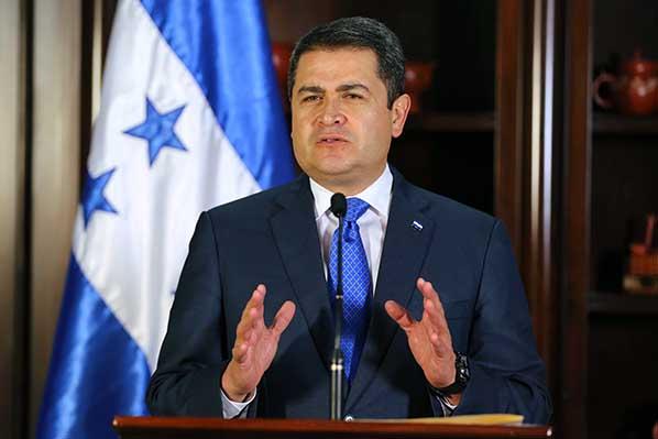 Honduras: le président réélu se dit prêt à discuter avec l'opposition sous l'égide de l'ONU