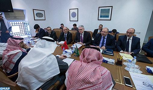 Entretiens maroco-saoudiens sur le renforcement de la coopération bilatérale