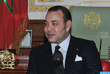 SM le Roi félicite M. Julius Maada Bio à l'occasion de son élection président de Sierra Leone