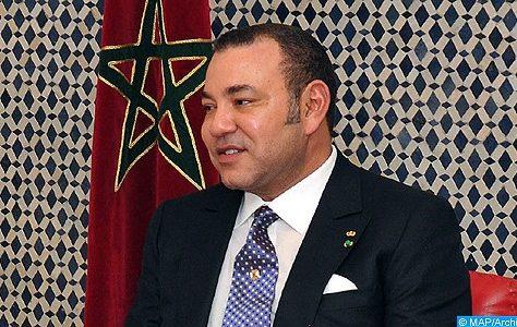 SM le Roi félicite M. Erdogan suite à sa réélection Président de la République de Turquie