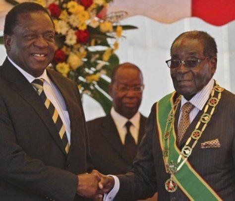 Zimbabwe: Après Mugabe, on prend les mêmes et on recommence
