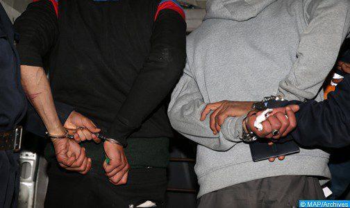 Ben Slimane: Arrestation de deux individus