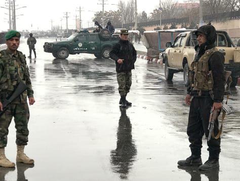 Afghanistan: 11 personnes arrêtées après la vague d'attentats