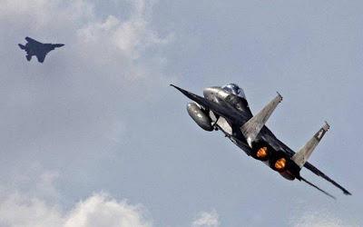 La défense anti-aérienne syrienne repousse des avions de surveillance israéliens