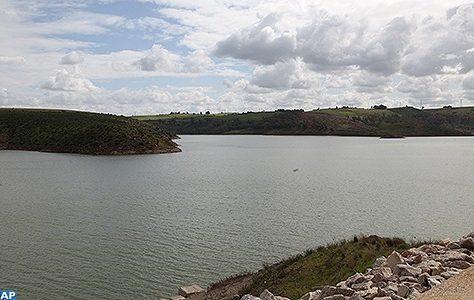 Barrage Hassan Addakhil à Errachidia: Un taux de remplissage de 40 %