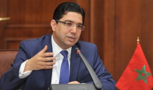 La réforme de l'Union africaine (UA) constitue une priorité pour le Maroc, a indiqué le ministre des Affaires étrangères et de la Coopération internationale, Nasser Bourita.