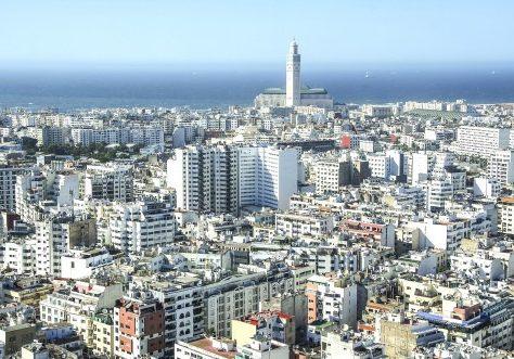Réunion d'évaluation du programme d'habitat menaçant ruine au niveau de la commune urbaine de Casablanca