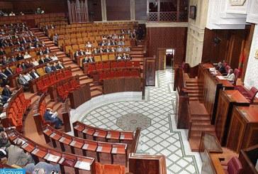 Chambre des représentants: Adoption en commission du projet de loi portant réorganisation de la MAP