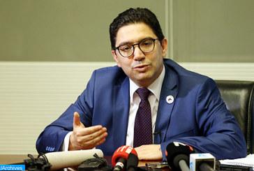 Le Maroc partage les objectifs de la Coalition internationale contre l'EI