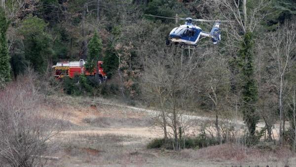 Au moins cinq morts dans le crash de deux hélicoptères dans le sud-est de la France
