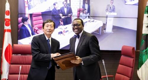 Le Japon accorde 700 millions USD au Fonds africain de développement