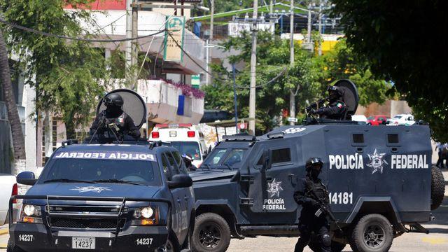 Mexique: quatre policiers arrêtés pour implication dans la disparition de trois Italiens