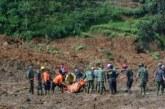 Indonésie: Onze personnes portées disparues et 14 blessés dans un glissement de terrain