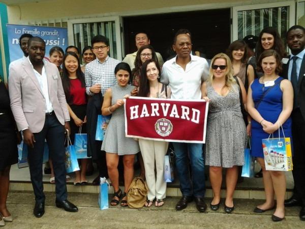 Etats-Unis : Harvard offre une bourse alléchante à ses étudiants qui acceptent de travailler en Afrique