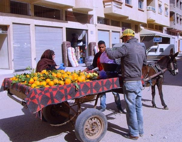 INDH : Des projets de plus de 3,6 MDH pour organiser les marchands ambulants à Moulay Yaacoub