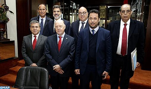 Le Maroc et le Chili explorent les possibilités d'une coopération bilatérale dans les domaines agricole et économique