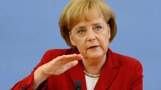 Merkel promet de ne pas augmenter les impôts, ni la dette