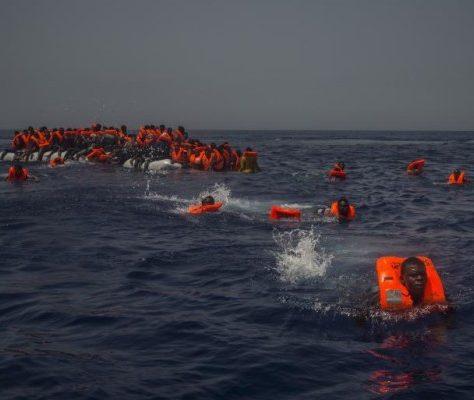 90 migrants noyés après un naufrage au large de la Libye