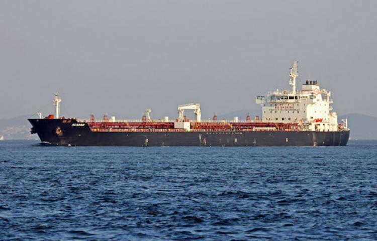 Un navire indien porté disparu au large de l'Afrique de l'Ouest