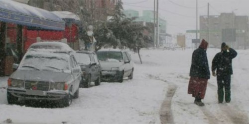 Vague de froid: 51.710 familles bénéficiaires d'aides dans plusieurs provinces