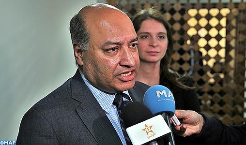 La BERD se félicite de l'excellence de ses relations de partenariat avec le Maroc
