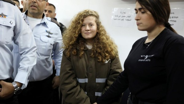 Le procès de la jeune palestinienne Ahed Tamimi de nouveau reporté