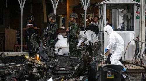Thaïlande : Neuf personnes blessées dans des attentats à la bombe dans la ville de Pattani