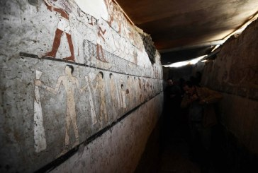 Egypte: Découverte de la tombe d'une prêtresse du temps des pharaons