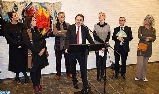 """Coup d'envoi à Bruxelles du festival """" Moussem Cities"""", un mois d'activités culturelles et artistiques aux couleurs de Casablanca"""