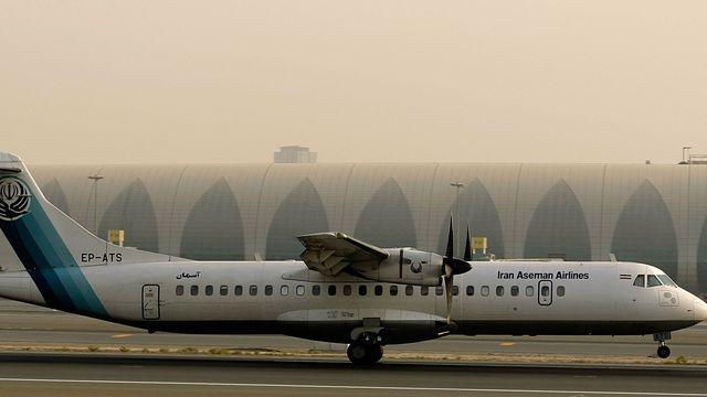 Crash d'avion en Iran: Les 66 personnes à bord tuées