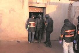Démantèlement d'une cellule terroriste composée de 8 personnes: Voici les images