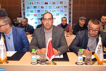Création à Marrakech de l'Union africaine des organisations des métiers du transport et de la logistique