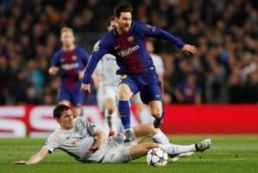 FC Barcelone : Lionel Messi inscrit son 100e but en Ligue des champions [Vidéo]