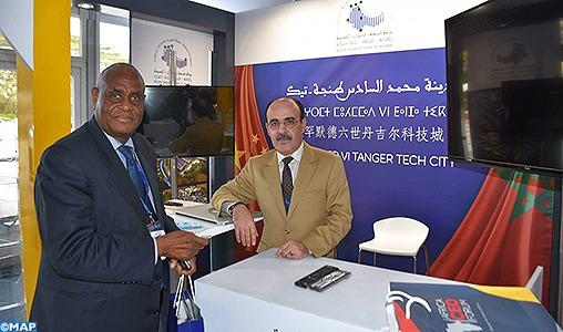 """La région de Tanger-Tétouan-Al Hoceima présente au 6ème """"Africa CEO Forum"""" à Abidjan"""