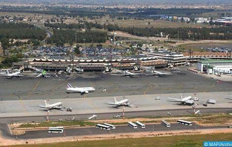 L'aéroport Casablanca Mohammed V, meilleur aéroport africain pour le service à la clientèle en 2017