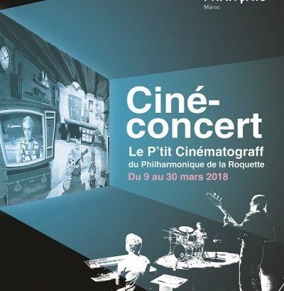 Le P'tit Cinématograff, un ciné-concert à découvrir en famille dans les antennes de l'Institut français du Maroc