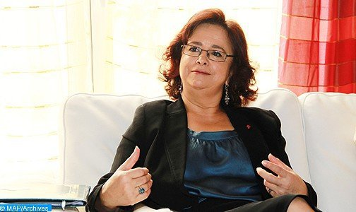 Mme Akharbach souligne le rôle de la monarchie au Maroc dans la pérennisation des acquis démocratiques