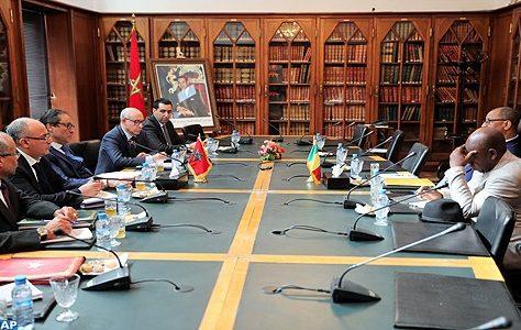 Le Mali veut tirer profit de l'expérience marocaine dans le domaine des transports