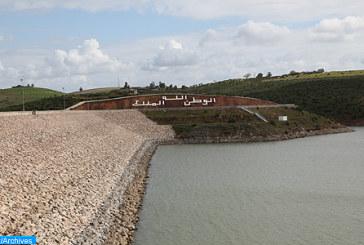 Tanger-Tétouan-Al Hoceima: Le taux de remplissage des barrages dépasse 80%