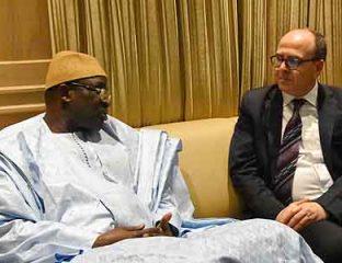 Le président du parlement de la CEDEAO réaffirme son soutien total à l'adhésion du Maroc à cette institution