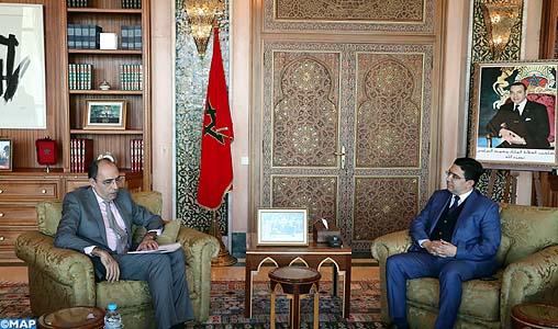 Le Secrétaire général adjoint de l'Otan salue les efforts du Maroc en faveur de la stabilité dans la région de la Méditerranée