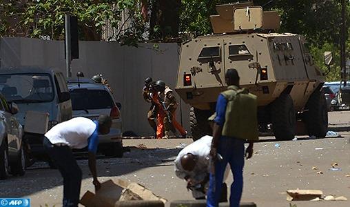 Attaques de Ouagadougou : les hautes autorités burkinabè remercient le Maroc pour son élan de solidarité
